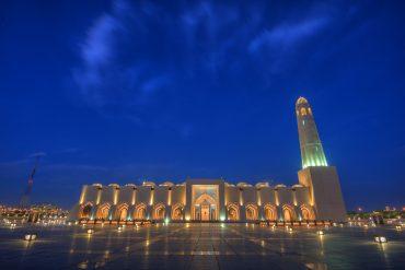 Muhammad ibn Abdul Wahhab Mosque in Doha, Qatar