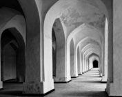 Masjid Hallway